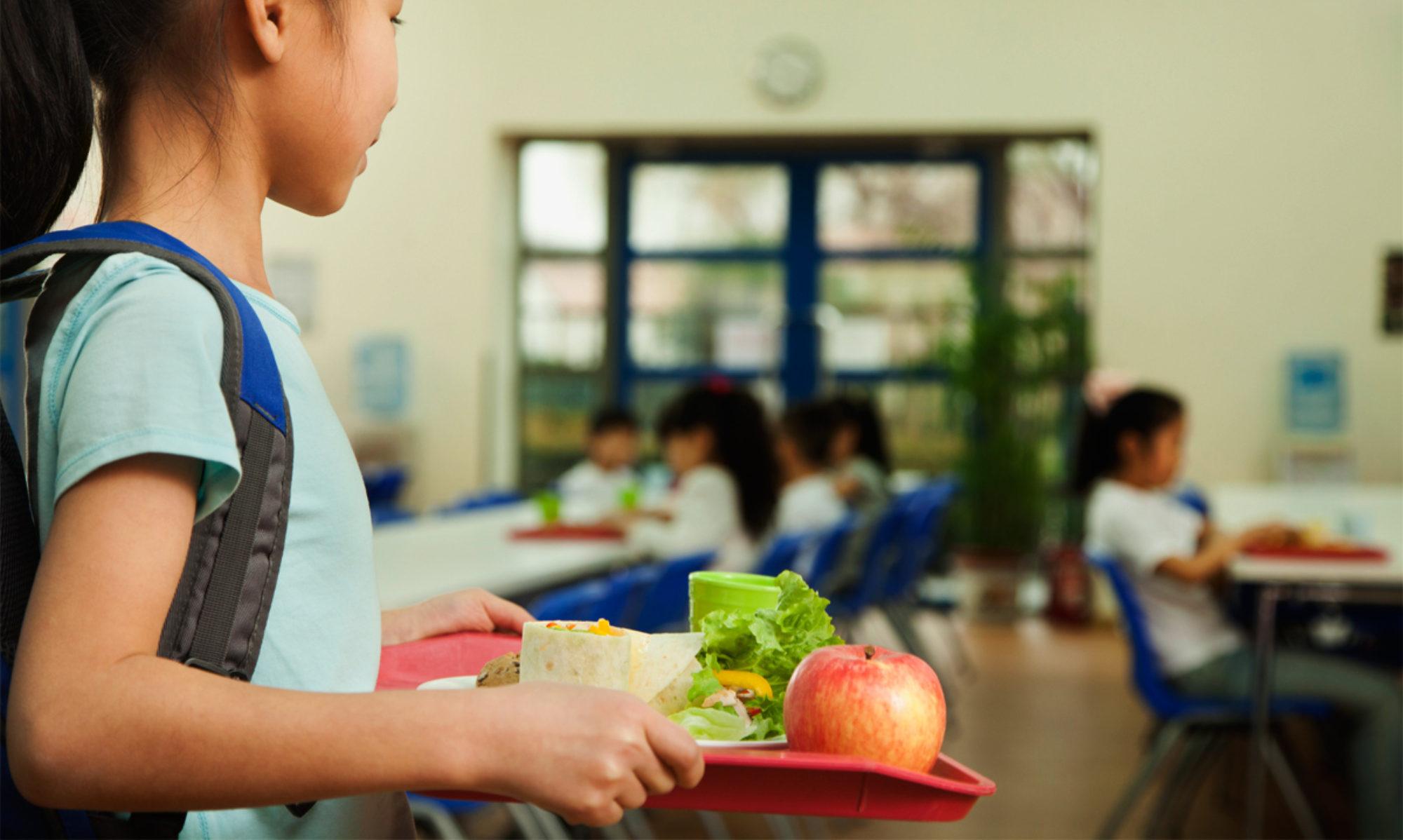 Moje školní jídelna